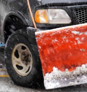 Operate a Snow Plow, TJ Woods Insurance Agency, Worcester, MA