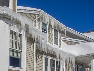 Removing Ice Dams and Protecting Your Home