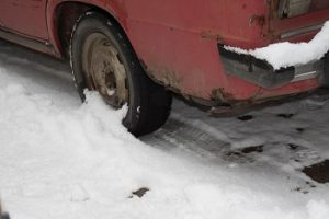 How Road Salt Damages Your Car