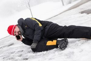 Prevent Slip and Fall Injuries This Winter