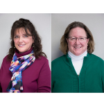 Trish Dawidczyk and Marianne Olson Awarded CISR Designations